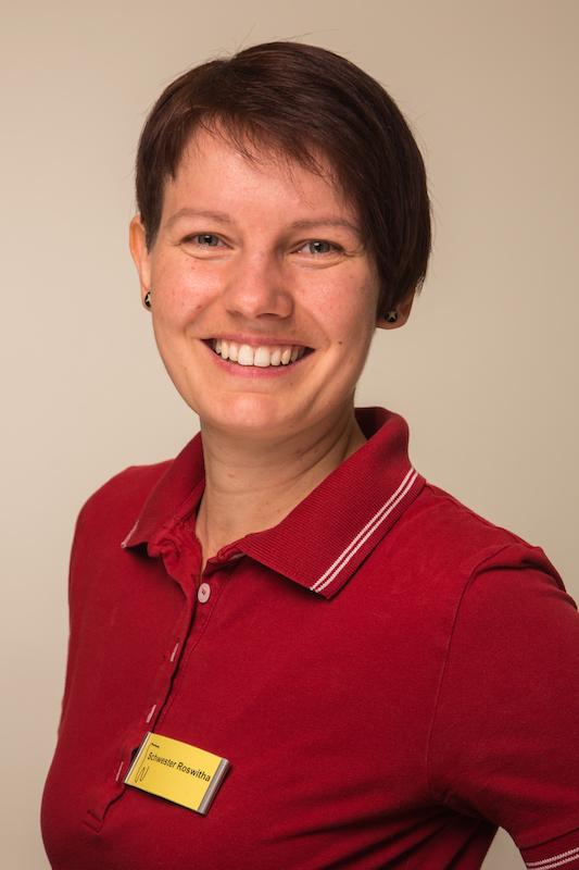 Frau Roswitha Brumme